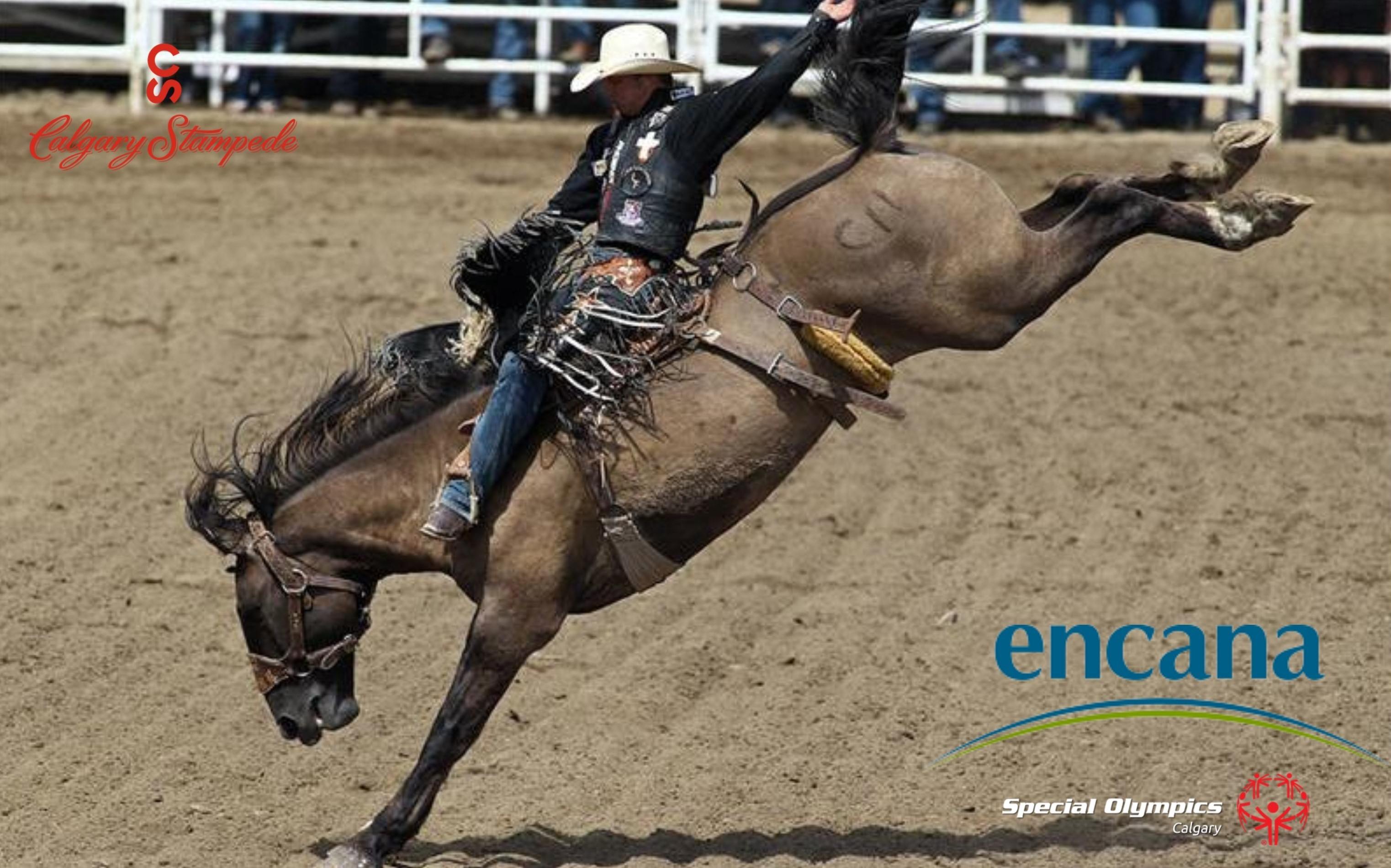 Stampede Experience For Special Olympics Athletes